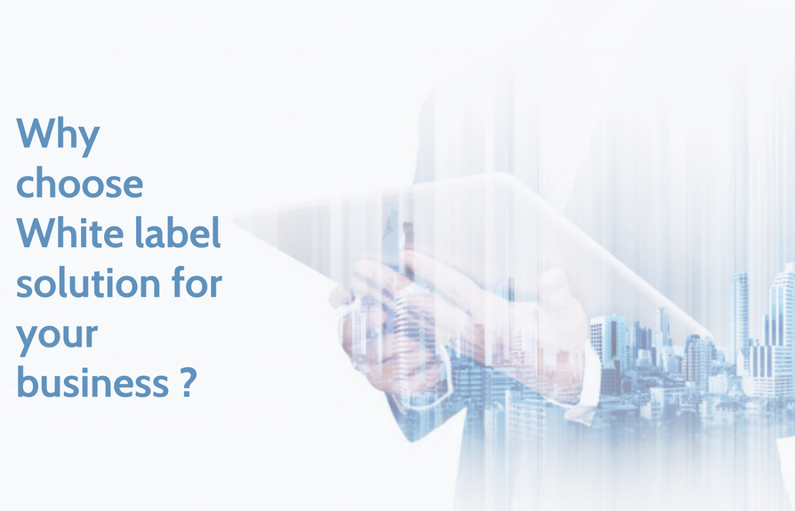 Why choose White label solution for your business?